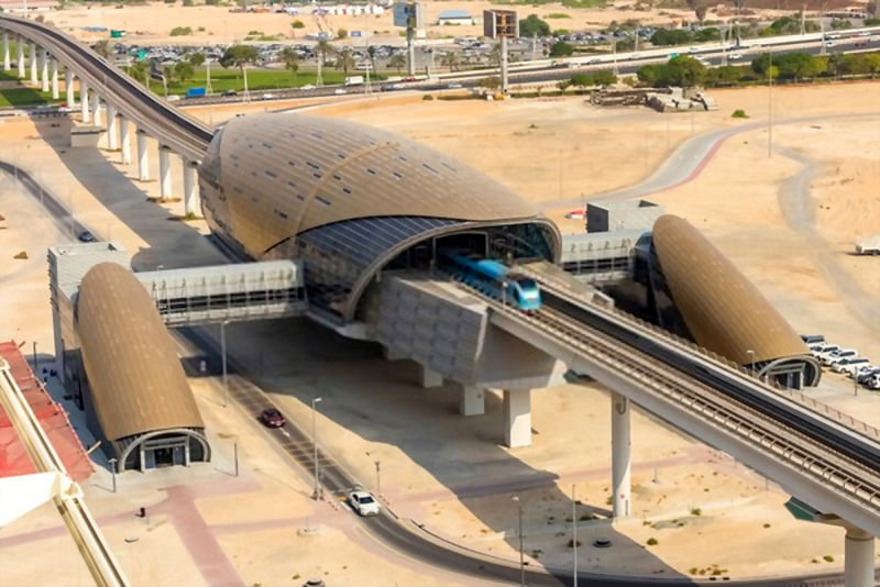 Dubai Metro Timings