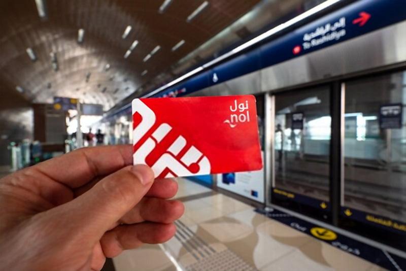 Red NOL Card